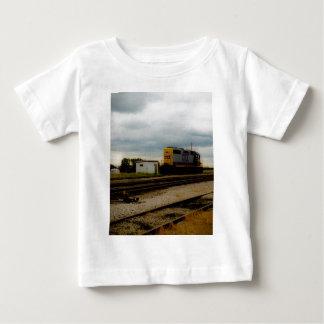 CSX Railroad Dieesel Yard Engine Toledo, OH Baby T-Shirt