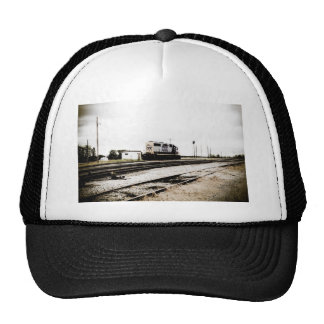 CSX Railroad Dieesel Yard Engine Toledo, OH Trucker Hat