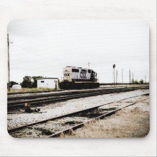 CSX Railroad Dieesel Yard Engine Toledo, OH Mouse Pad