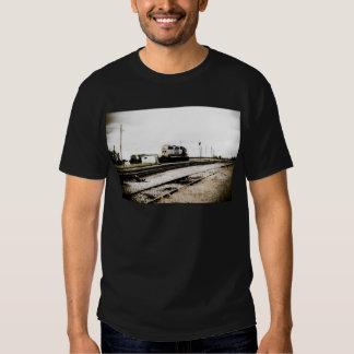 CSX Railroad Dieesel Yard Engine Toledo, OH T-Shirt