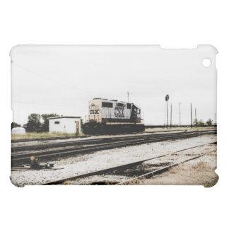 CSX Railroad el motor Toledo, OH de la yarda de Di