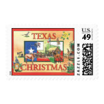 CT11E Tx Christmas Md Postage Stamps