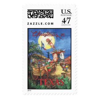 CT11F Tx North Pole Lg Postage Stamp