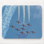 CT-114 Tutor Snowbirds Subsonic Jets Mousepad