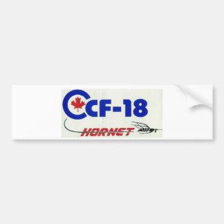 CT-18 HORNET BUMPER STICKER CAR BUMPER STICKER