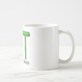 CT Conecticut green Coffee Mug