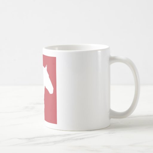 CT Draft Horse Rescue coffee mug