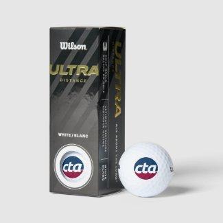 CTA Golf Balls