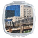 CTA rapid transit Orange Line and Green Line Vanity Mirrors