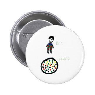 CTC International 2 Inch Round Button