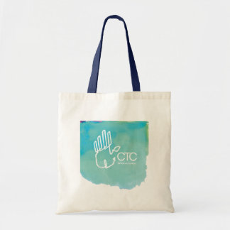 CTC International -  Blue Budget Tote Bag