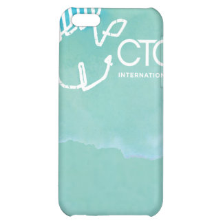 CTC International -  Blue Cover For iPhone 5C