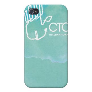 CTC International -  Blue iPhone 4 Case