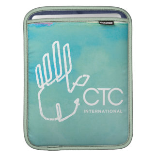 CTC International -  Blue Sleeves For iPads