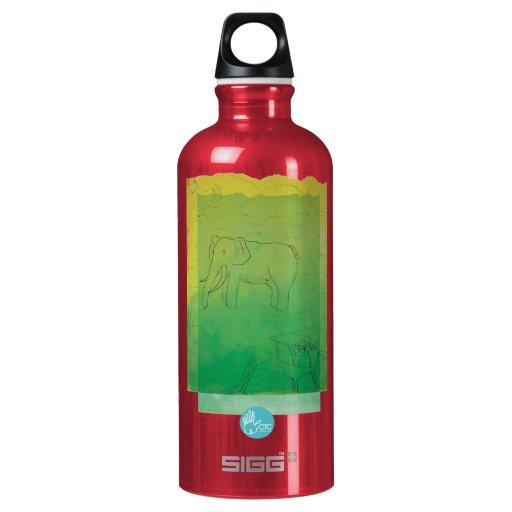 CTC International - Elephant SIGG Traveler 0.6L Water Bottle