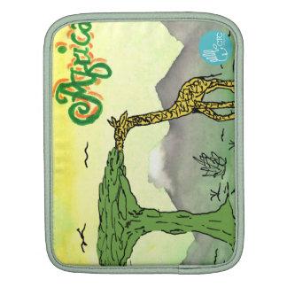 CTC International - Giraffe Sleeves For iPads