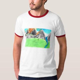 CTC International - Man and River T-Shirt