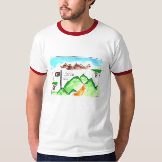 CTC International -  Map T-Shirt