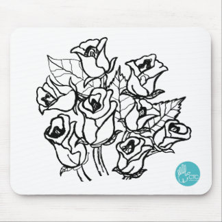 CTC International -  Roses 2 Mouse Pad