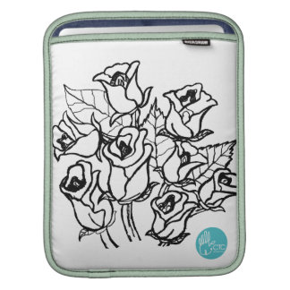 CTC International -  Roses 2 Sleeve For iPads