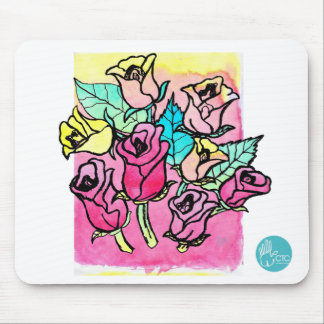 CTC International -  Roses 3 Mouse Pad