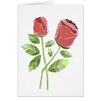 CTC International -  Roses Card