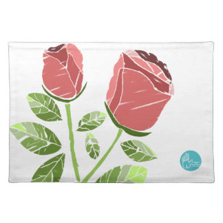 CTC International - Roses Cloth Placemat