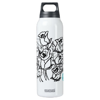 CTC International - Roses Insulated Water Bottle