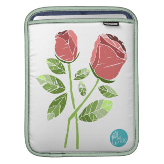 CTC International -  Roses Sleeves For iPads