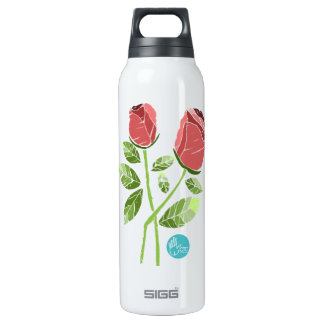 CTC International - Roses Thermos Water Bottle