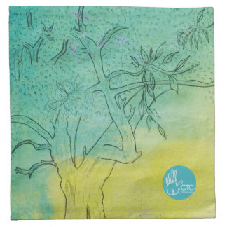 CTC International - Tree Cloth Napkin