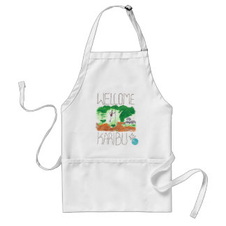 CTC International - Welcome Aprons