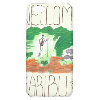CTC International - Welcome Case For iPhone 5C