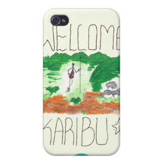 CTC International - Welcome iPhone 4 Covers