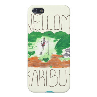 CTC International - Welcome iPhone 5 Cover