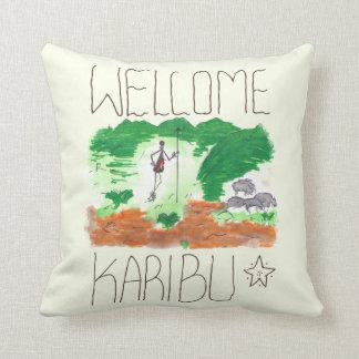 CTC International - Welcome Pillow