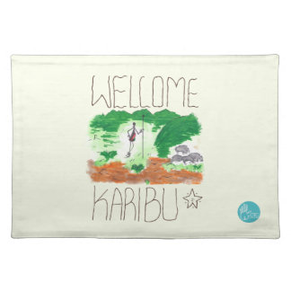 CTC International - Welcome Placemats