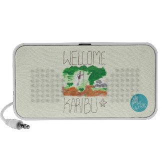 CTC International - Welcome Portable Speaker