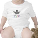 CTFD baby onsie T-shirt