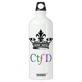 CTFD SIGG TRAVELER 1.0L WATER BOTTLE