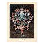 Ctheltic Cthulhu Postcard