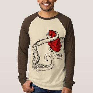 Cthulh Stole My Heart Long Sleeve T Shirt