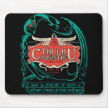 Cthulhu Absinthe mouse pad