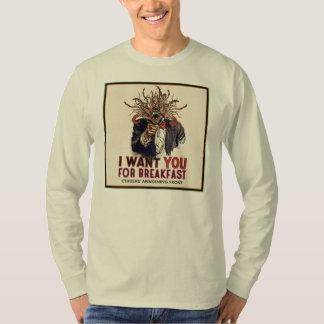 Cthulhu Awakening Front T Shirt