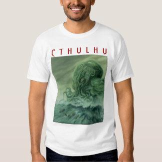 Cthulhu, C T H U L H U Playera