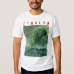 Cthulhu, C T H U L H U Playeras