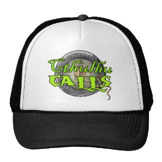 Cthulhu CALLS breaker-breaker Trucker Hat