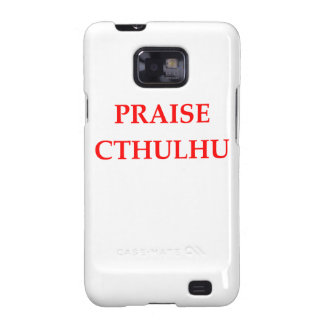 cthulhu galaxy s2 cases