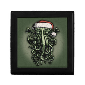 Cthulhu Claus Jewelry Box