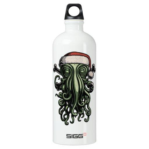 Cthulhu Claus SIGG Traveler 1.0L Water Bottle